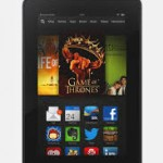 Kindle fire HDX 7″ Tablet Raffle